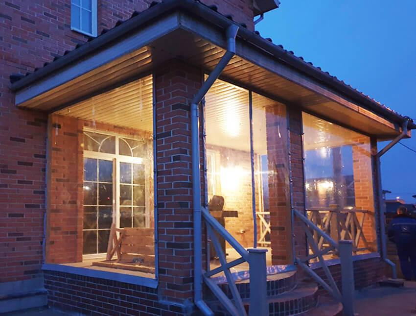 Мягкие окна Щелково